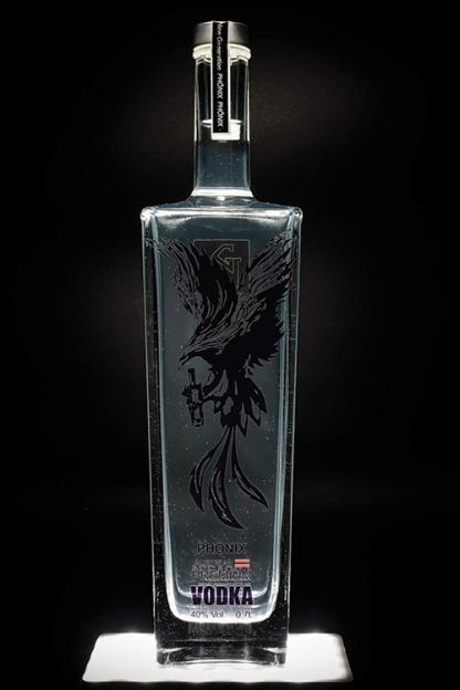 Vodka Produktfoto Homepage 01