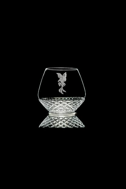 Glas klar ohne Rauch 1